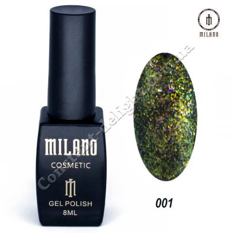 Гель-лак Milano Chameleon Collection №01
