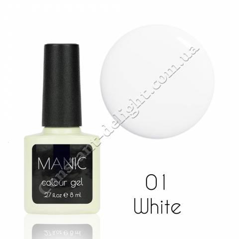 Гель-лак для ногтей MANIC №01