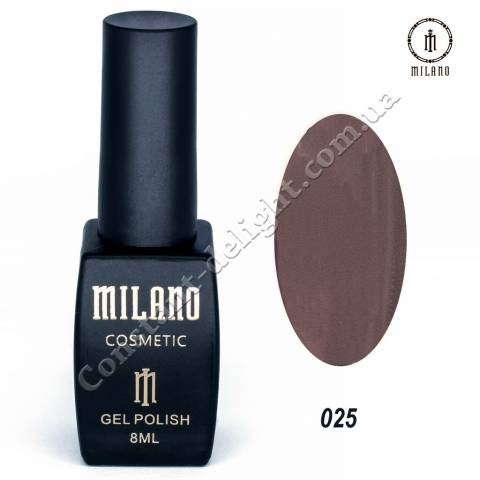 Гель-лак Milano №025
