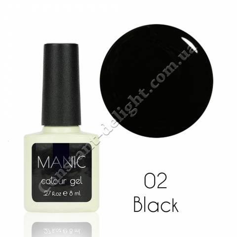 Гель-лак для ногтей MANIC №02