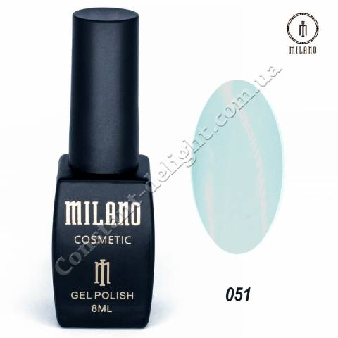 Гель-лак Milano №051