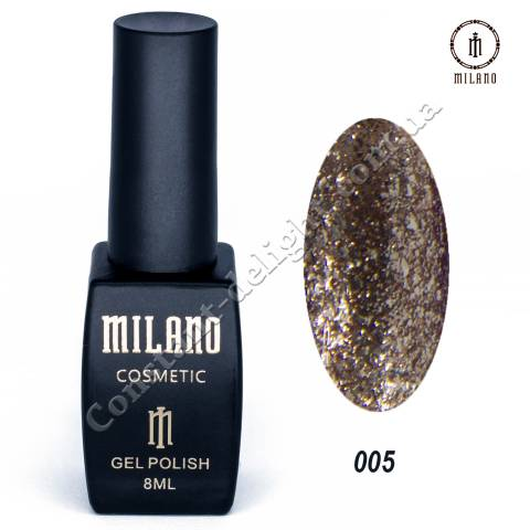 Гель-лак Milano Shine Collection №05