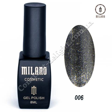 Гель-лак Milano Shine Collection №06