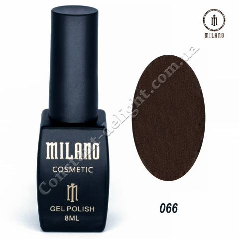 Гель-лак Milano №066