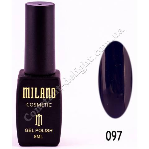 Гель-лак Milano №097