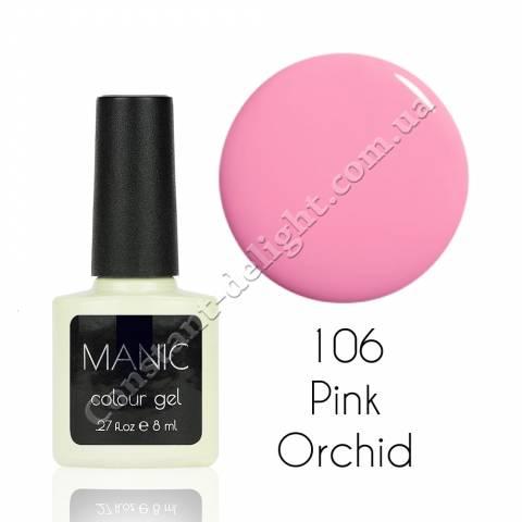 Гель-лак для ногтей MANIC №106