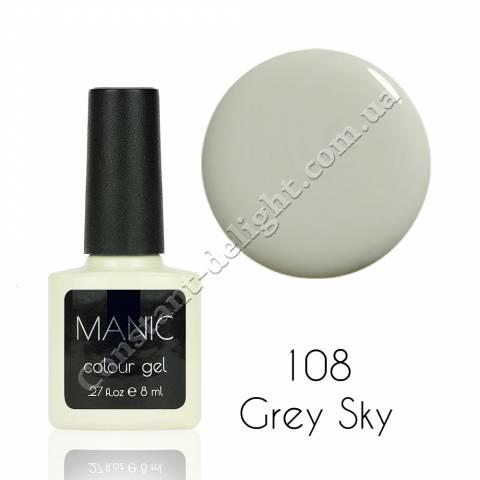 Гель-лак для ногтей MANIC №108