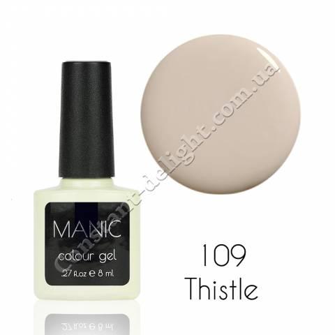 Гель-лак для ногтей MANIC №109