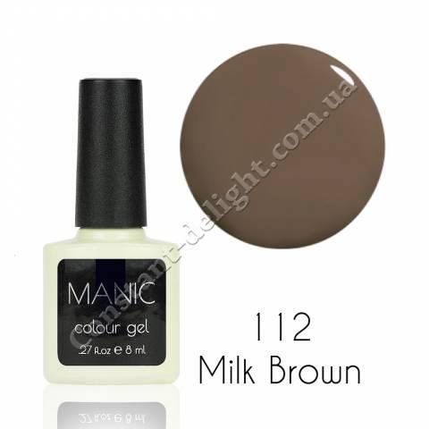 Гель-лак для ногтей MANIC №112