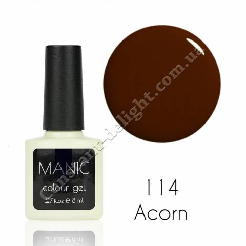 Гель-лак для ногтей MANIC №114