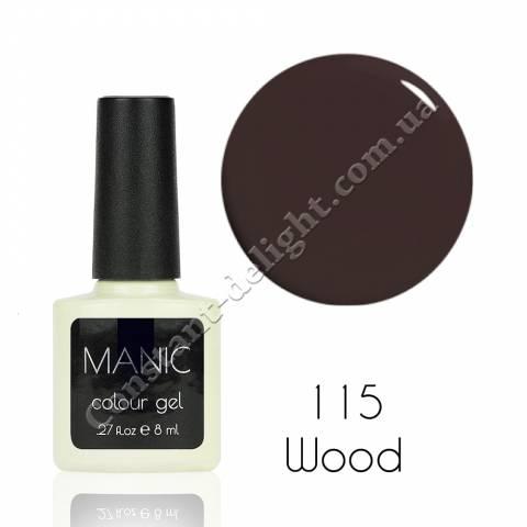 Гель-лак для ногтей MANIC №115
