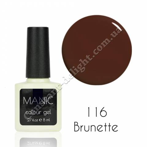 Гель-лак для ногтей MANIC №116