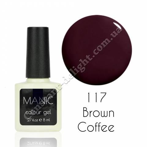 Гель-лак для ногтей MANIC №117