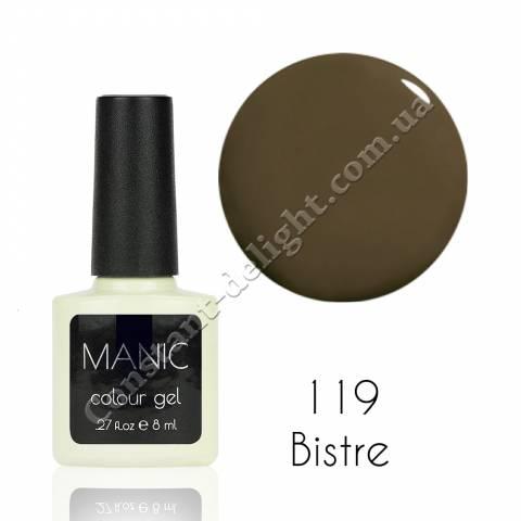 Гель-лак для ногтей MANIC №119