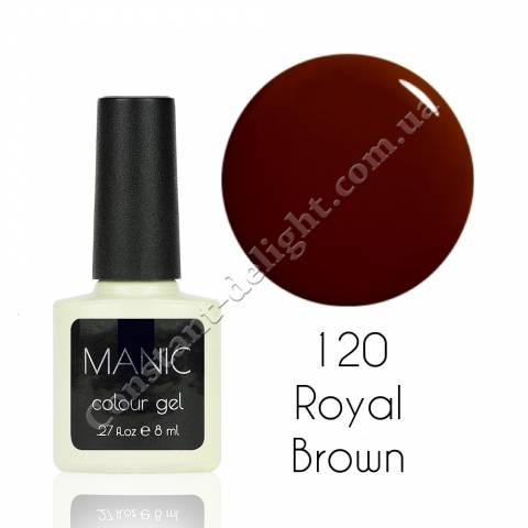 Гель-лак для ногтей MANIC №120