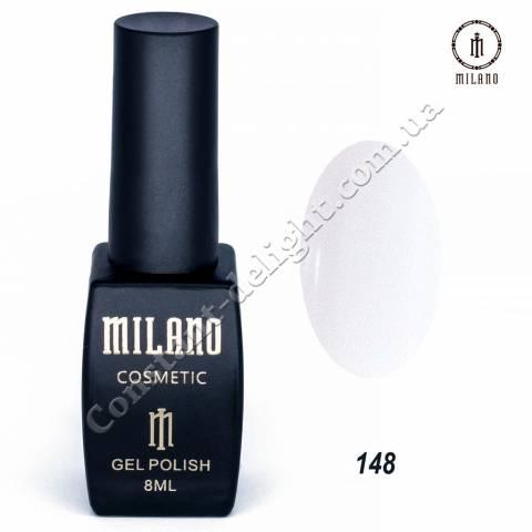 Гель-лак Milano №148