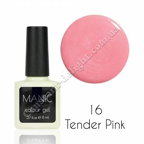 Гель-лак для ногтей MANIC №16
