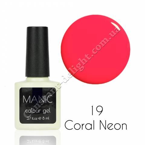 Гель-лак для ногтей MANIC №19