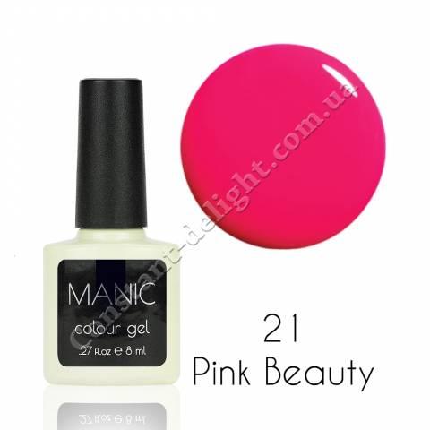 Гель-лак для ногтей MANIC №21
