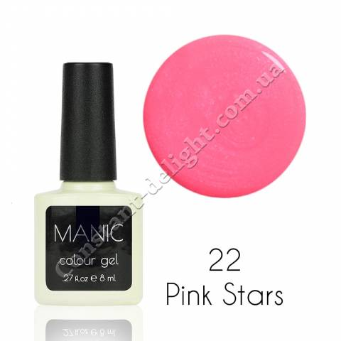 Гель-лак для ногтей MANIC №22