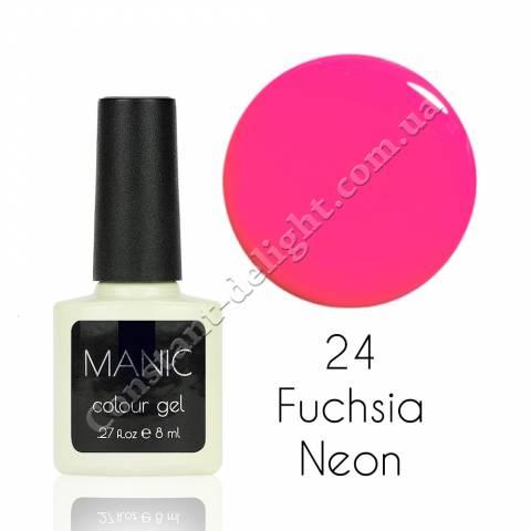 Гель-лак для ногтей MANIC №24