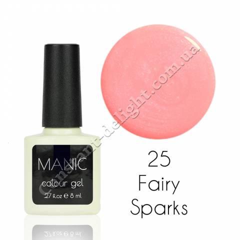 Гель-лак для ногтей MANIC №25