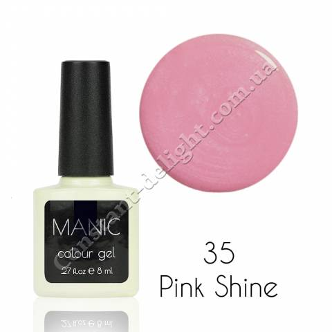 Гель-лак для ногтей MANIC №35