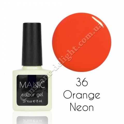 Гель-лак для ногтей MANIC №36