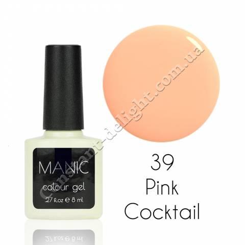 Гель-лак для ногтей MANIC №39