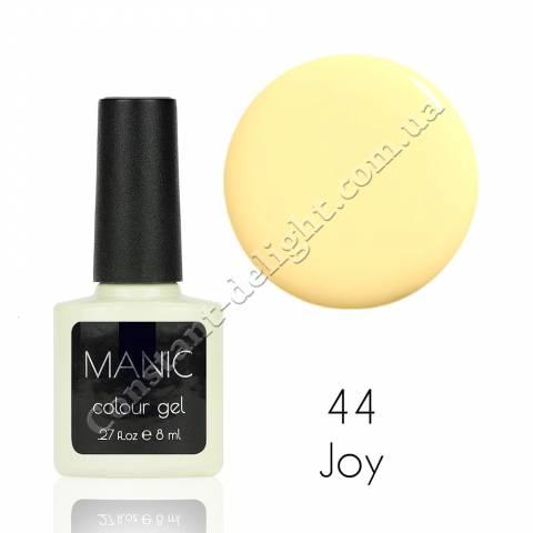 Гель-лак для ногтей MANIC №44