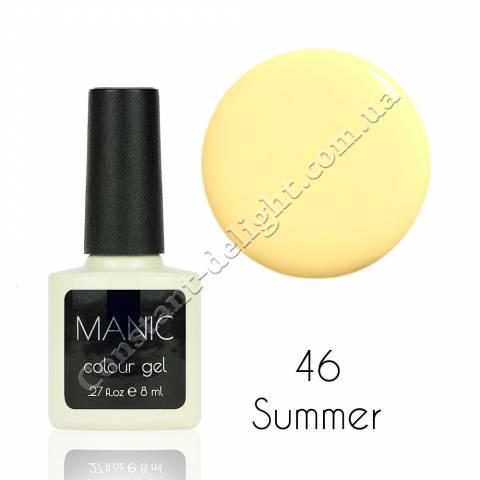 Гель-лак для ногтей MANIC №46