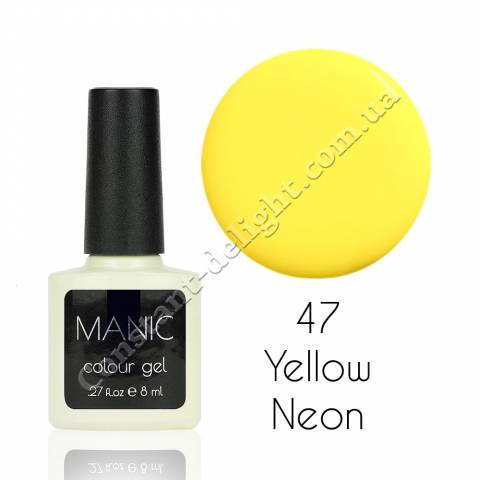 Гель-лак для ногтей MANIC №47
