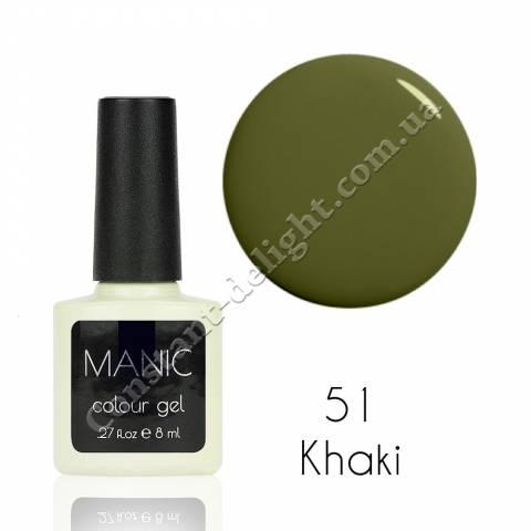 Гель-лак для ногтей MANIC №51