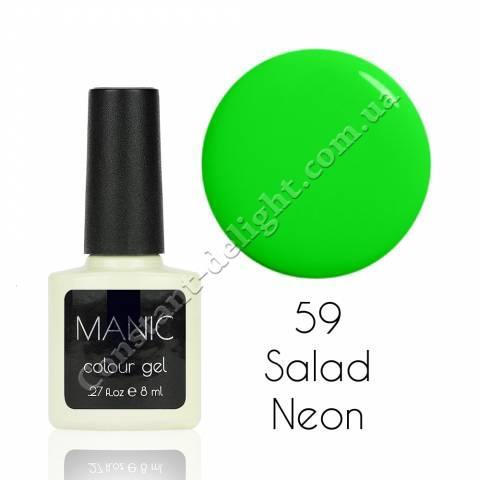Гель-лак для ногтей MANIC №59