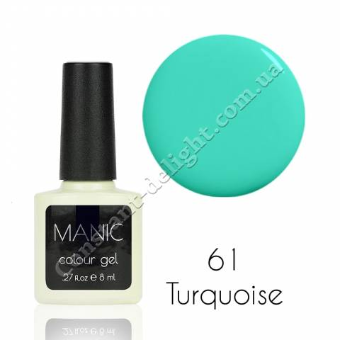 Гель-лак для ногтей MANIC №61