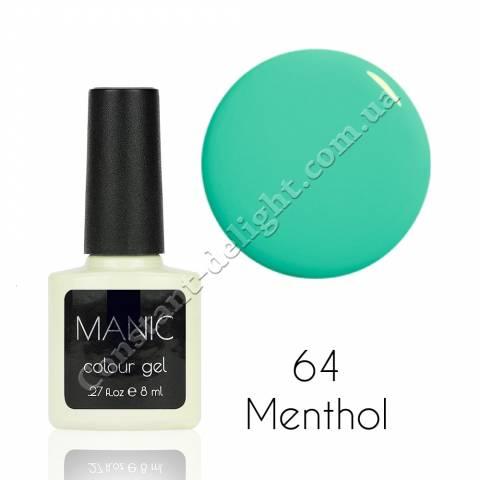 Гель-лак для ногтей MANIC №64