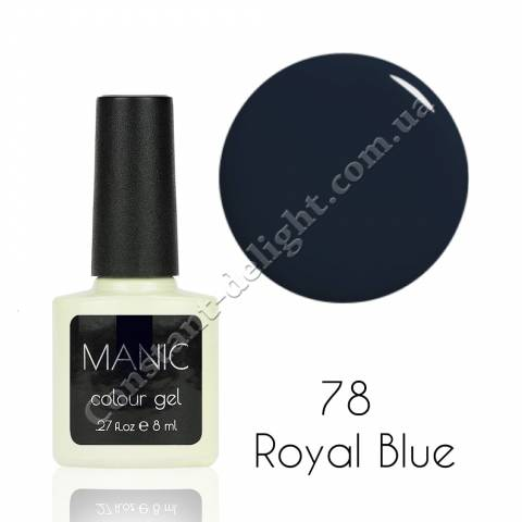 Гель-лак для ногтей MANIC №78
