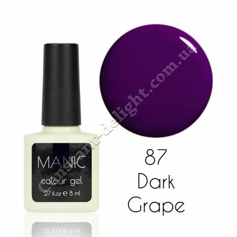 Гель-лак для ногтей MANIC №87