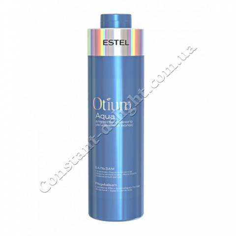 Бальзам для интенсивного увлажнения волос Estel OTIUM AQUA 1L