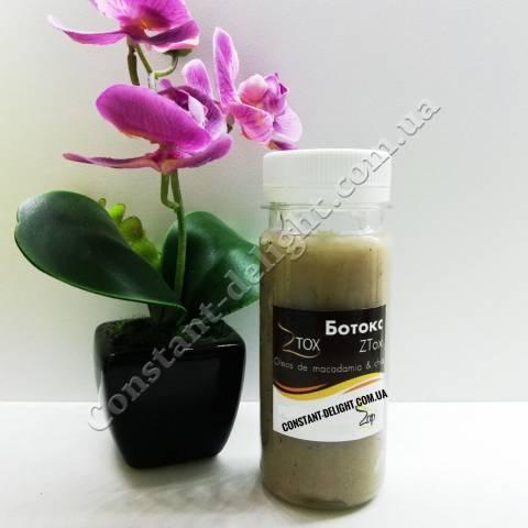 Ботокс (только состав) Zap ZTox Oleos de macadamia & chia 100 ml