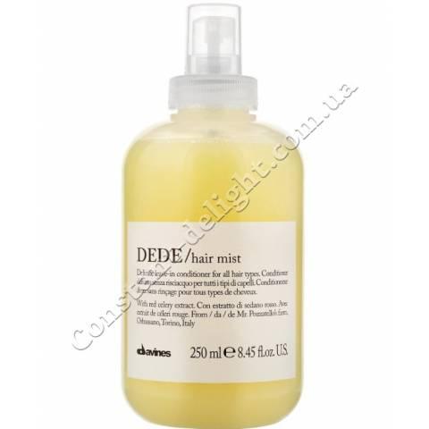 Деликатный спрей-кондиционер Davines Dede Delicate Hair Mist 250 ml