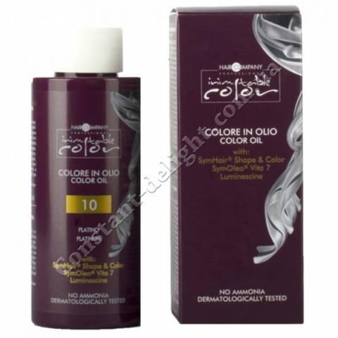 Масло для окрашивания волос без аммиака Hair Company Professional Innimitable Color Oil 100 ml