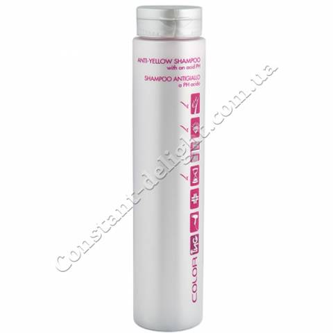 Шампунь против желтизны ING Professional Color-ING Anti Yellow 250 ml
