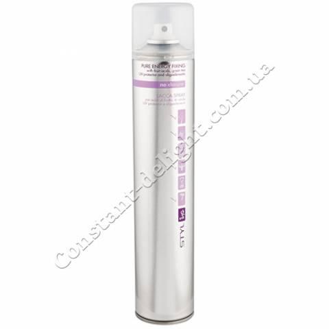 Лак-спрей ING Professional Styl-ING Pure Energy Fixing 500 ml
