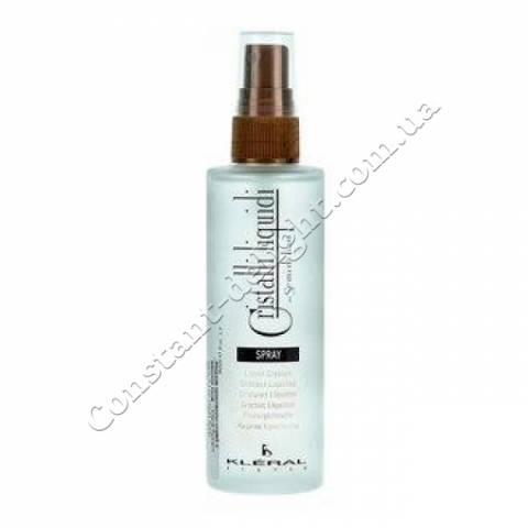 Кристаллы-спрей с маслом льна Semi Di Lino Liquid Spray 80 мл.