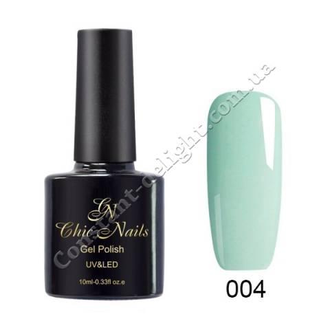Гель-лак Chic Nails Пастель 10 мл. №004