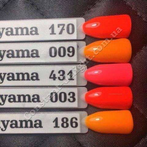 Гель-лак Haruyama 8 мл. №009