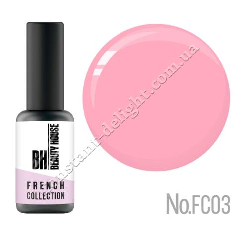 Гель-лак Beauty House French Collection №03