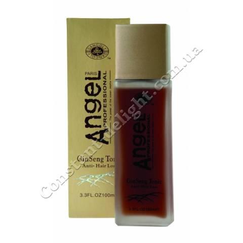 Тоник с женьшенем (против выпадения волос) Angel Professional 100 ml