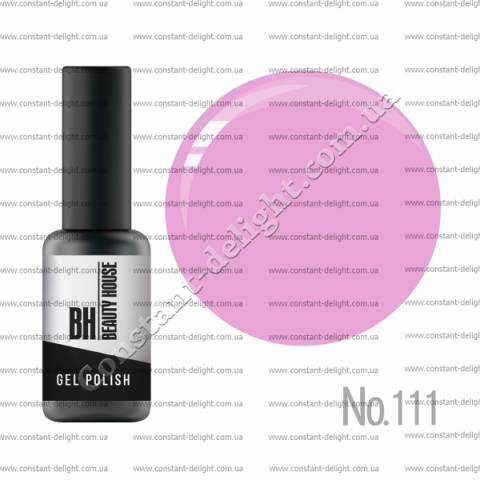 Гель-лак BH Beauty House 8 мл.№111